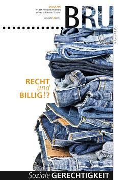 Titelseite BRU-58-2013_Soziale Gerechtigkeit