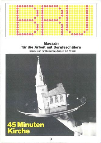 Titelseite BRU-03-1985_Kirche