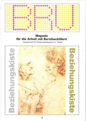 Titelseite BRU-04-1986_Beziehungskiste