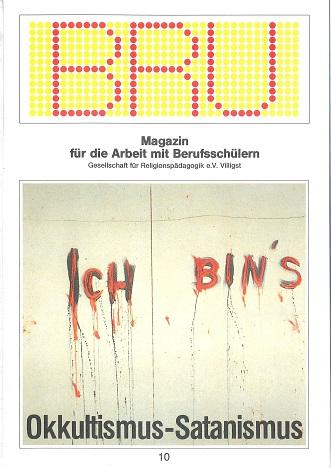 Titelseite BRU-10-1989_Okkultismus