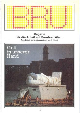 Titelseite BRU-12-1990_Gott in unserer Hand