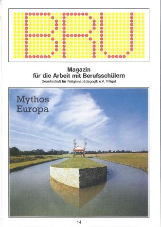 Titelseite BRU-14-1991_Mythos Europa