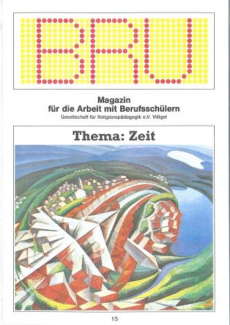 Titelseite BRU-15-1991_Zeit