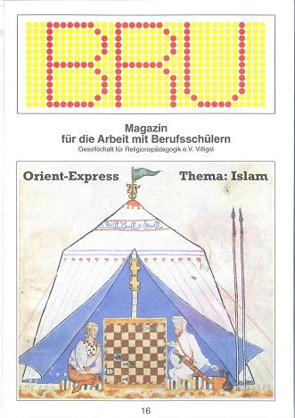 Titelseite BRU-16-1992_Islam