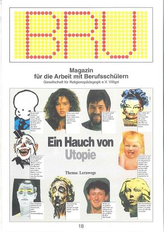 Titelseite BRU-18-1993_Lernwege