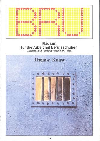Titelseite BRU-23-1995_Knast