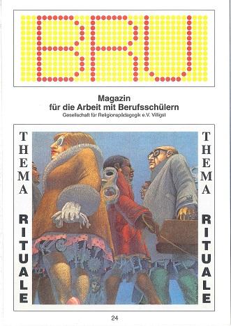 Titelseite BRU-24-1996_Rituale