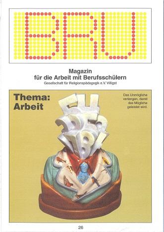 Titelseite BRU-26-1997_Arbeit