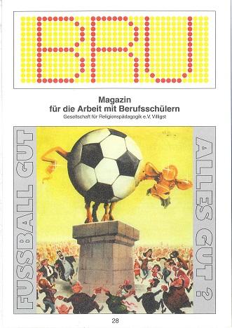 Titelseite BRU-28-1998_Fussball