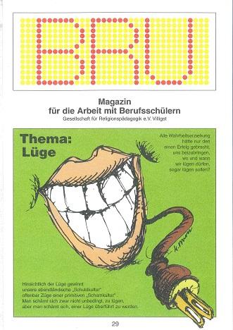Titelseite BRU-29-1998_Luege