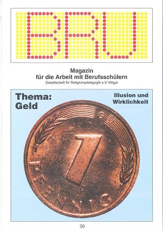 Titelseite BRU-30-1999_Geld