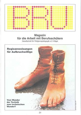 Titelseite BRU-31-1999_Wunder Technik