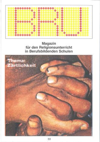 Titelseite BRU-33-2000_Zärtlichkeit