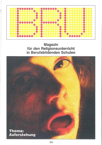 Titelseite BRU-34-2001_Auferstehung