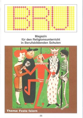 Titelseite BRU-35-2001_Feste feiern