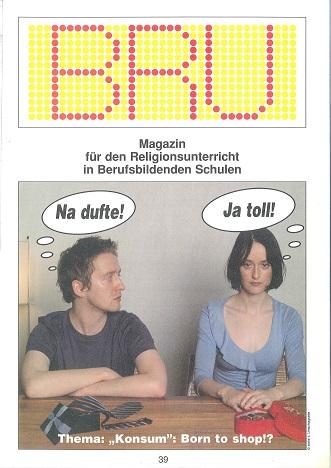 Titelseite BRU-39-2003_Konsum