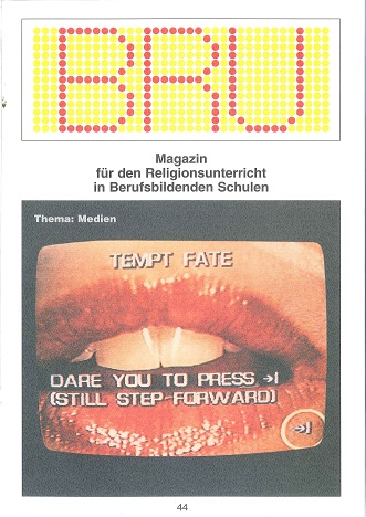 Titelseite BRU-44-2006_Medien