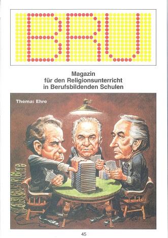 Titelseite BRU-45-2007_Ehre