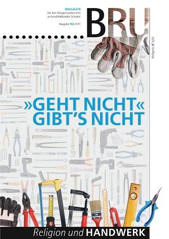 Titelseite BRU-55-2011_Religion und Handwerk